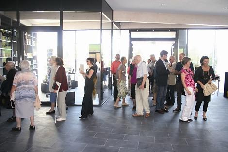 CG Ellmendingen: Neues Gemeindezentrum zum 100-jährigen Bestehen eingeweiht
