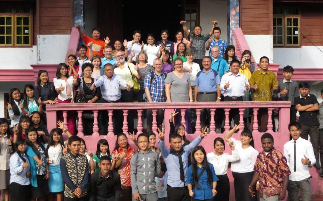 Indonesische Partnerkirche GGP