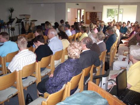 Arche Lübeck: Festgottesdienst zur Gemeindehauseinweihung gefeiert