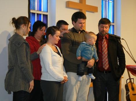 Weil der Stadt: Jonas Vetter als Pastor im Vikariat eingeführt