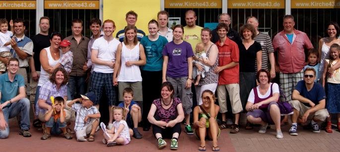 Kirche 43: In Marzahn zu Hause