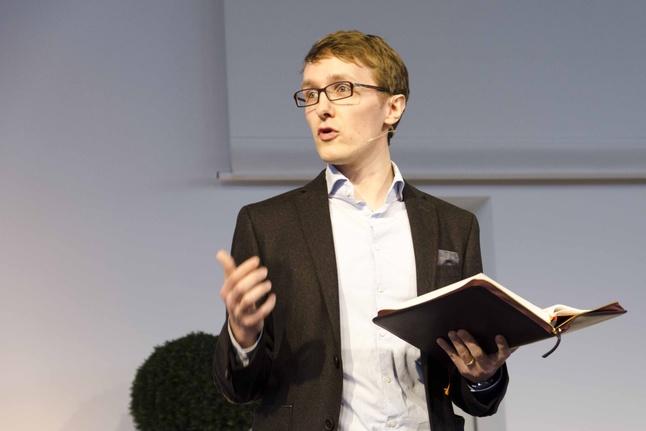 Paulus-Gemeinde Bremen: Moritz Vollmayr als neuer Vikar vorgestellt