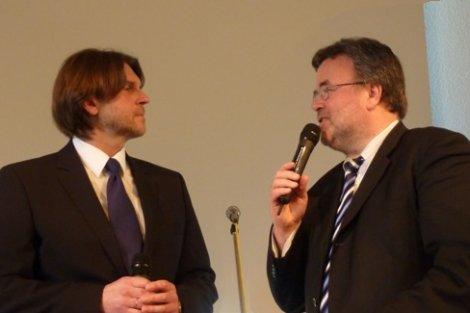 CG Gochsheim: Alexander Stavniichuk nun Pastor im MV