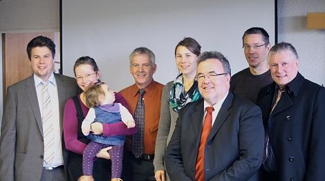 Christus-Gemeinde Weil der Stadt: Jonas Vetter zum Pastor im MV ordiniert