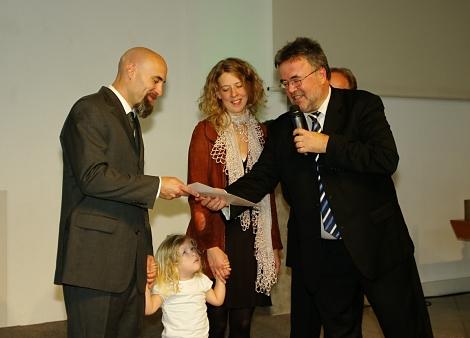 Paulus-Gemeinde Bremen: Markus Zobec zum Pastor im MV ordiniert