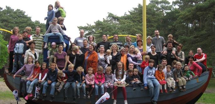 """Schwerpunkt """"junge Familie"""": Paulus-Gemeinde Pankow"""