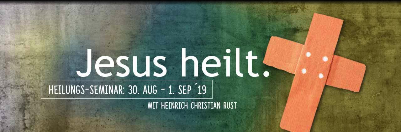 """""""Mehr als ein Quantum Trost"""" - Seminar mit Dr. H.Chr. Rust"""