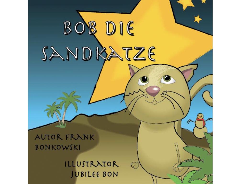 """<p style=""""font-size:11pt;"""">Geschenktipp für Familien</p>Bob die Sandkatze"""