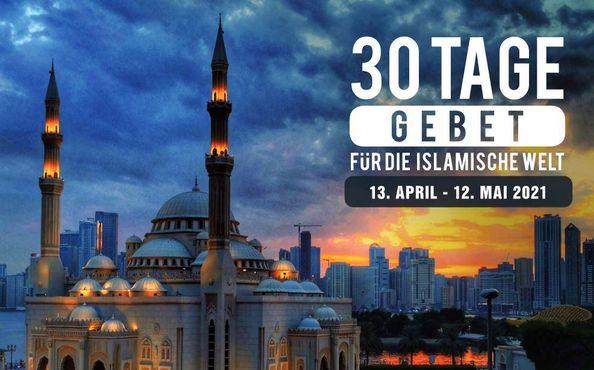 30 Tage Gebet für die islamische Welt