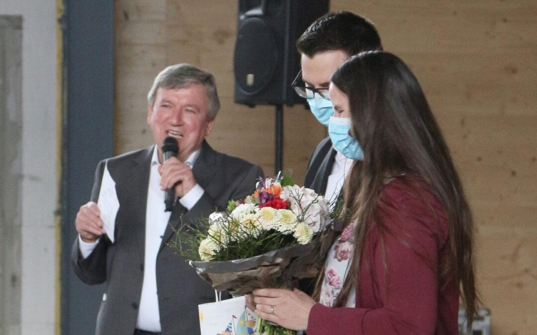 Ein 'Liebenzeller' wird 'Mülheimer'Ordination von David Ackermann