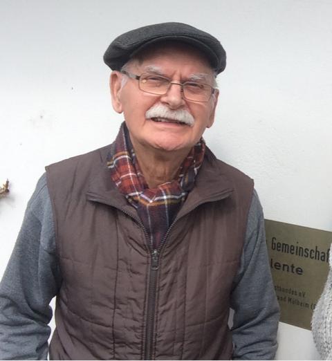 Zuhause bei Jesus - Reinhold Sommer im Alter von fast 89 Jahren verstorben