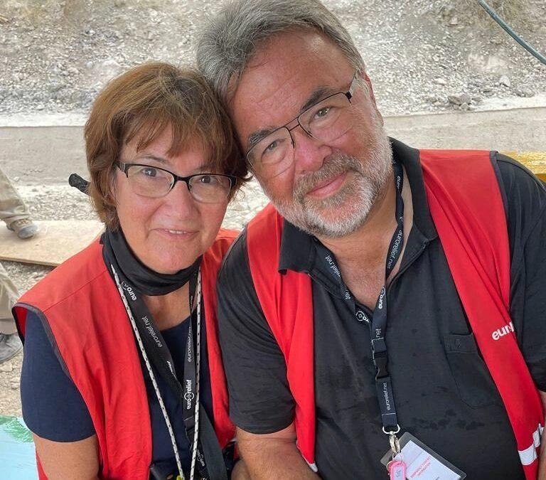Allianz-Vorsitzender besucht FluchtlingslagerHerr, erbarme Dich!