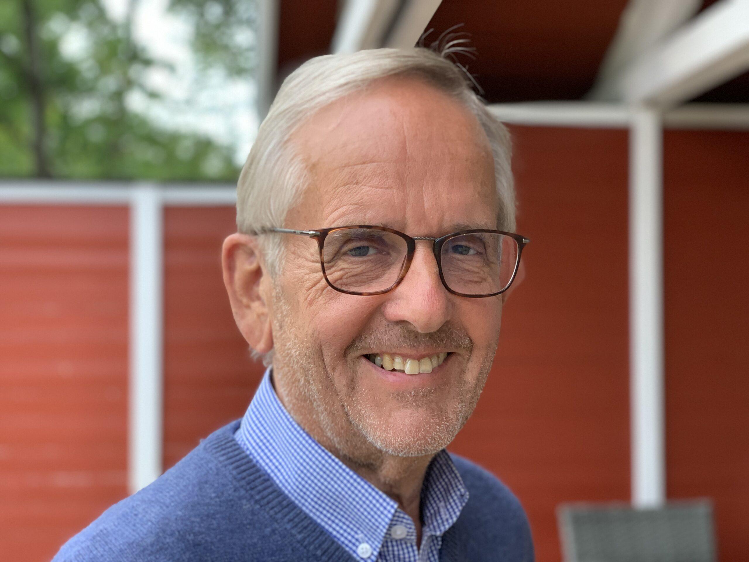 Foto des Autors Klaus-Günther Pache